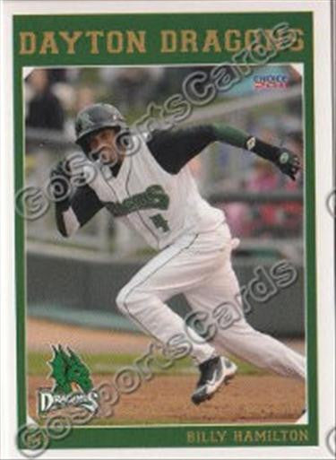 2011 Dayton Dragons Team Set
