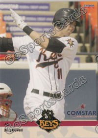 2008 Frederick Keys SGA Billy Rowell