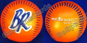 Wilmington Blue Rocks Orange Baseball SGA