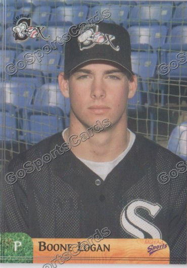 2003 Great Falls Sox Boone Logan