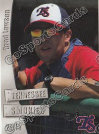 2011 Tennessee Smokies Brad Lawson