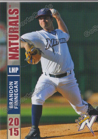 2015 Northwest Arkansas Naturals Team Set
