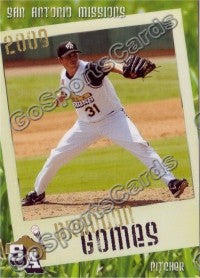 2009 San Antonio Missions Team Set