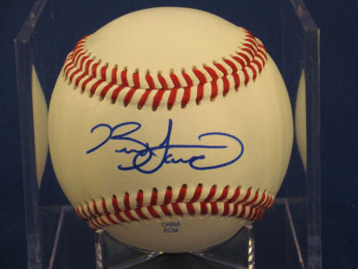 Brandon Laird signed Baseball Auto