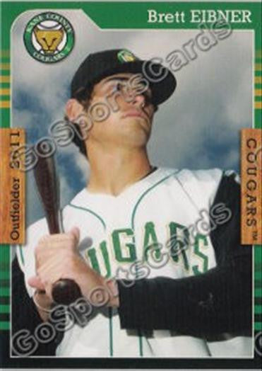 2011 Kane County Cougars Team Set
