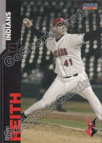 2005 Indianapolis Indians Brian Reith