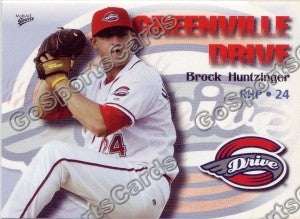 2009 Greenville Drive Brock Huntzinger