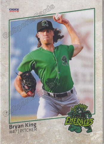 2019 Eugene Emeralds Bryan King