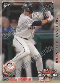 2011 South Atlantic League (SAL) All Star Set