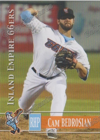 2014 Inland Empire 66ers Team Set