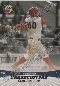 2010 Williamsport Crosscutters Cameron Rupp