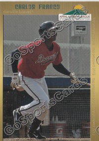 2012 Appalachian League Top Prospects Appy Carlos Franco
