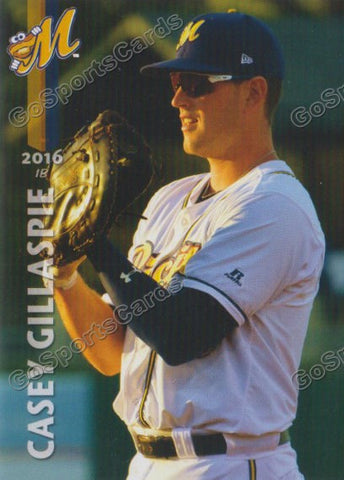 2016 Montgomery Biscuits Team Set