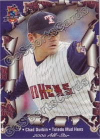 2006 International League All-Stars Choice Chad Durbin