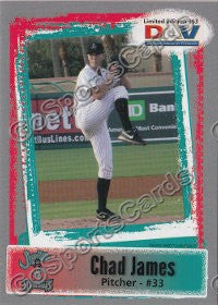 2011 Jupiter HammerHeads DAV Team Set