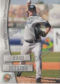 2011 Florida State League Top Prospects Chad Jenkins