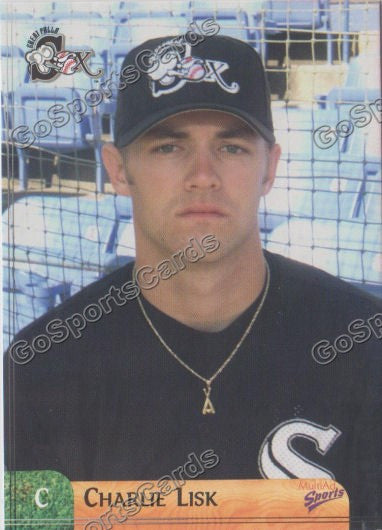 2003 Great Falls Sox Charlie Lisk