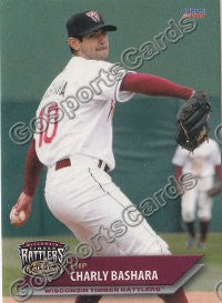 2011 Wisconsin Timber Rattlers Charly Bashara