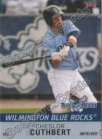 2012 Wilmington Blue Rocks Team Set