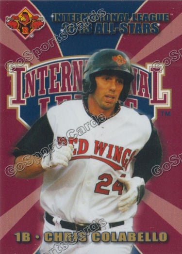2013 International League IL All Star Team Set