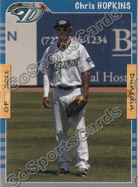 2011 Dunedin Blue Jays Chris Hopkins