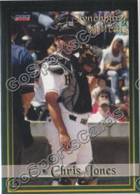 2008 Lynchburg Hillcats Chris Jones