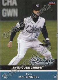 2011 Syracuse Chiefs Chris McConnell