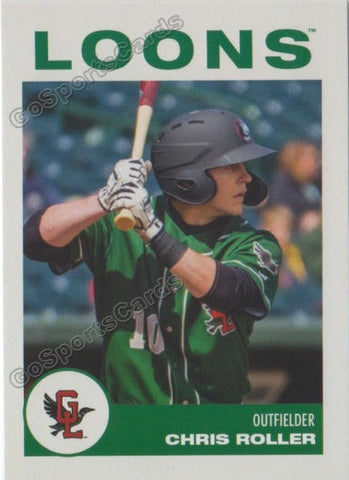 2019 Great Lakes Loons Chris Roller