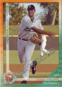 2003 Florida State League Top Prospects Chris Young