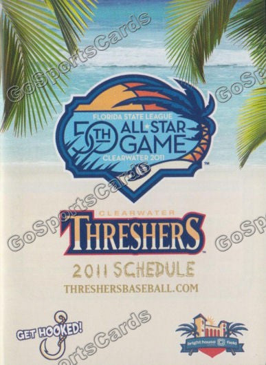 2011 Clearwater Threshers (50th FSL All Star Game)
