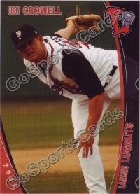 2008 Lansing Lugnuts Cody Crowell