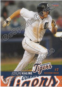 2011 Connecticut Tigers Colin Kaline