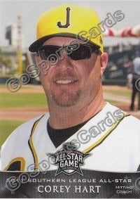 2011 Southern League All Star South Division Corey Hart