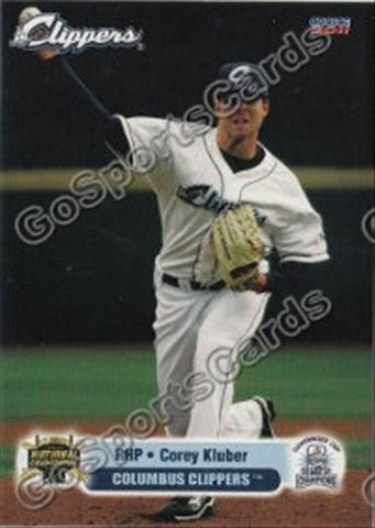 2011 Columbus Clippers Team Set