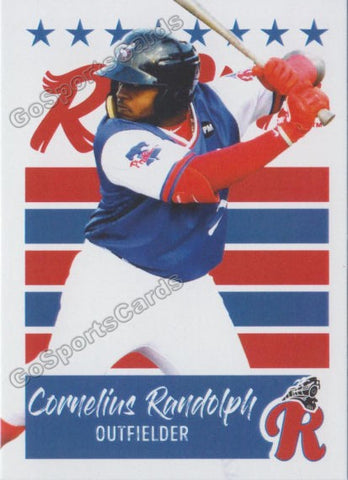 2019 Reading Fightin Phils U3 Cornelius Randolph