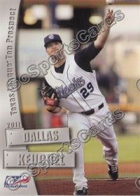 2011 Texas League Top Prospects Dallas Keuchel