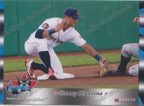 2016 New York Penn League All Star NYPL S Danny Hudzina