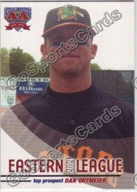 2004 GrandStand Eastern League Top Prospect Dan Ortmeier