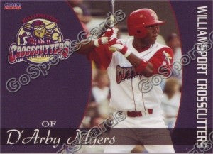 2008 Williamsport Crosscutters D'Arby Myers