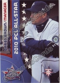 2010 Pacific Coast League All Star Daren Brown