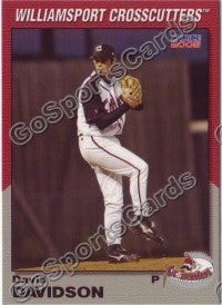 2005 Williamsport Crosscutters David Davidson