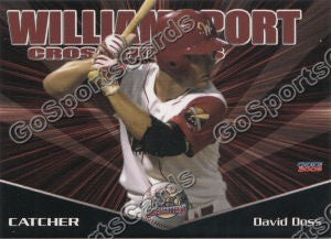 2009 Williamsport Crosscutters David Doss