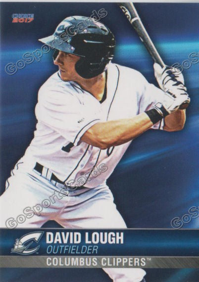 2017 Columbus Clippers David Lough