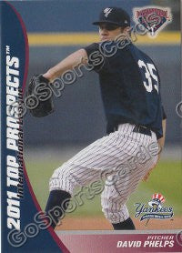 2011 International League Top Prospects Set