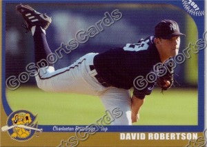 2007 Charleston RiverDogs David Robertson