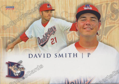 2018 Auburn Doubledays David Smith