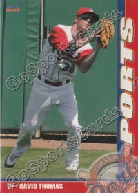 2009 Stockton Ports David Thomas