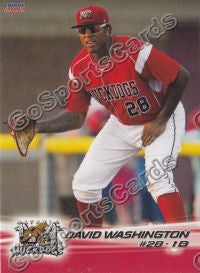 2012 Batavia MuckDogs David Washington