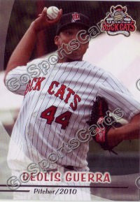 2010 New Britain Rock Cats Deolis Guerra