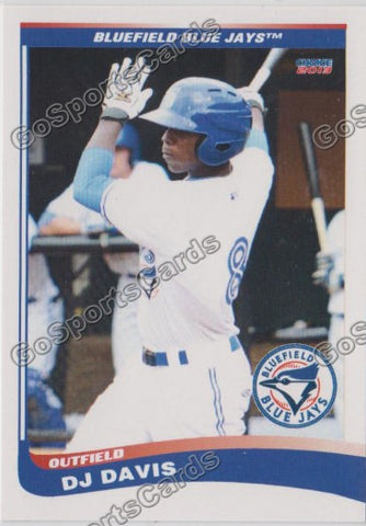 2013 Bluefield Blue Jays Team Set
